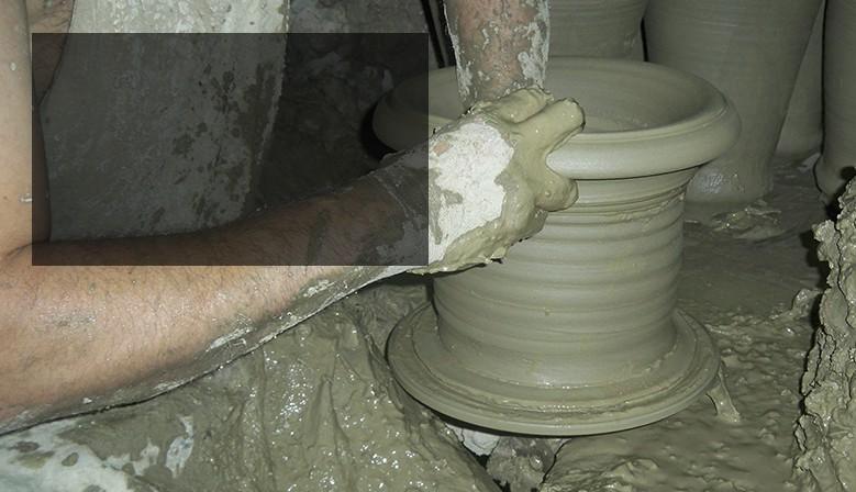 Piezas artesanales